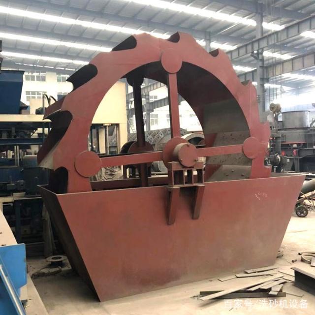 轮式洗砂机,双槽洗沙机价格,三槽洗砂机厂家