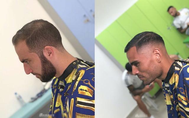 梅西带领阿根廷队员齐换新发型,网友:梅西好像孙悟空