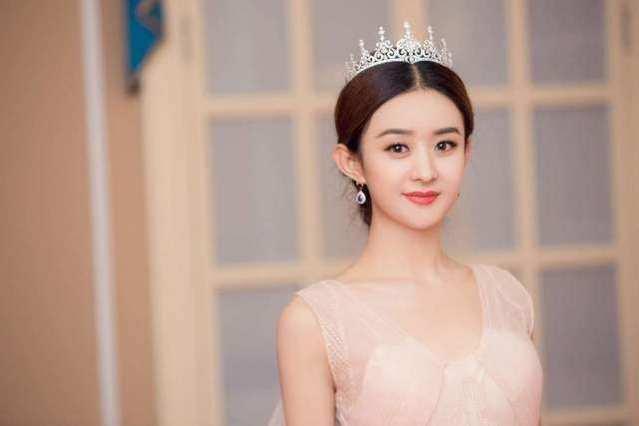 赵丽颖走红前后过的7个生日,见证了她在娱乐圈地位的变化!