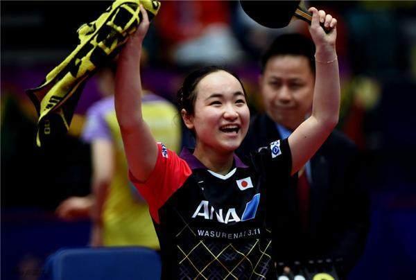 国乒又白送日本一世界冠军!对手不知感恩,还称自己不喜欢说中文