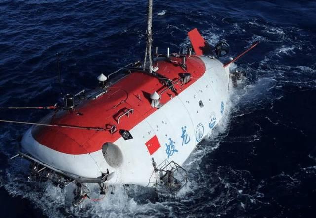 中国公布一铁疙瘩将拿下全球最深海沟发现宝
