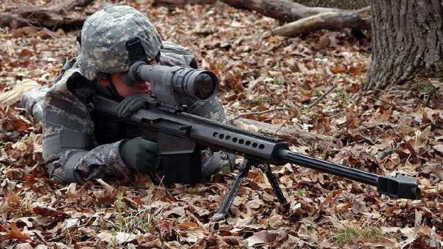 狙击手在战场上明明可以一击毙命,却因为这个原因只将对方打伤