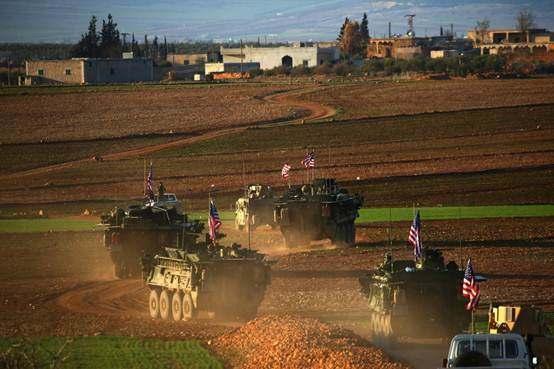 美军在叙利亚突遭火力打击:美军迅速逃离 真相让俄军哈哈大笑