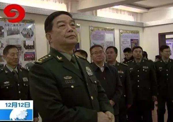 王安龙少将出任中央军委办公厅副主任
