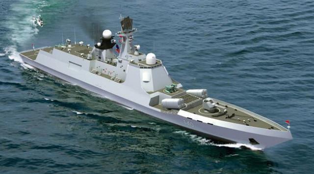 在中国重生的俄罗斯驱逐舰,全面现代化升级,俄海军羡慕不已