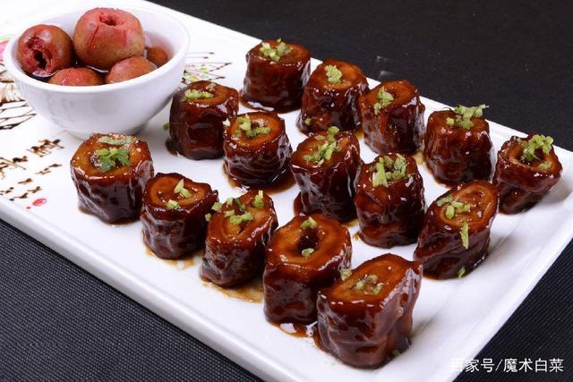 中国八大菜系的代表菜