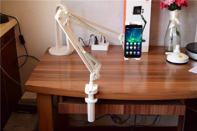 懒人实用小配件,能站也能夹,手机平板都能用!