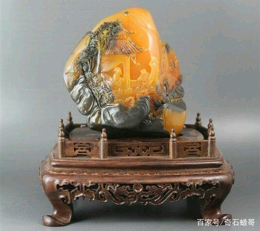 台山玉这几年为何这么火?质色怎样? 台山玉,和田玉,黄龙玉,翡翠,寿山石, 4720 雕刻工坊 www.sukuo.cn