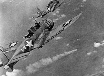 二战时的航母大战,为什么每次损失的都是日本?
