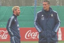 巴乌萨:梅西未影响我的选择 没人跟伊卡尔迪有问题