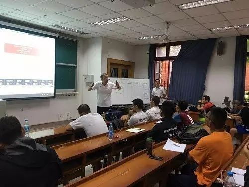 完美!2017上海市校园足球教练员培训班解锁新