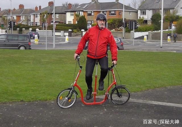 世界上最怪异的5辆自行车-玩意儿