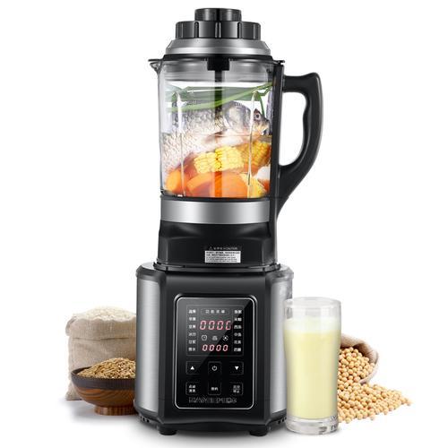 优质的豆浆机,不仅功能强大,磨出来的豆浆更是无比美味!