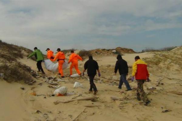 金门海域再现浮尸 是海难船员还是渔民尚不确定