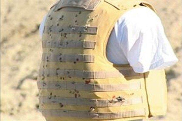 美国海军陆战队的防弹衣有多强?实战中能让士兵身中29枪不死