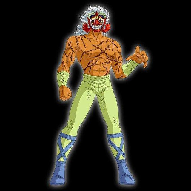圣斗士:SS里最神秘的人物,非一辉师傅基鲁提莫属