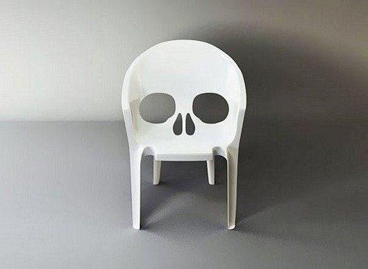 世界上最奇葩椅子:第一个太吓人了,看到最后一个整个人都不好了-玩意儿