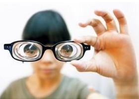 近视矫正视力