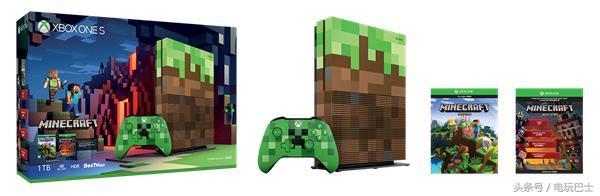 优化关键词-免费yoqq国行《我的世界》限量版Xbox One S今日开售yoqq资源(1)