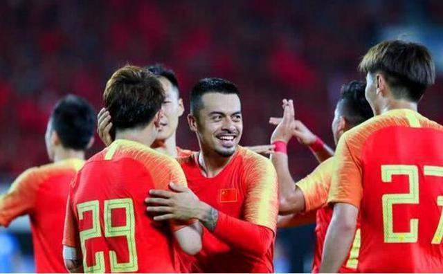 5月末,中国球迷又得到1个好消息!国足杀入世界杯不是梦