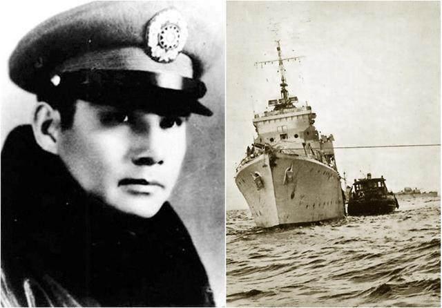 这艘军舰以张灵甫命名,霉运当头辗转多国终被以色列突击队俘获