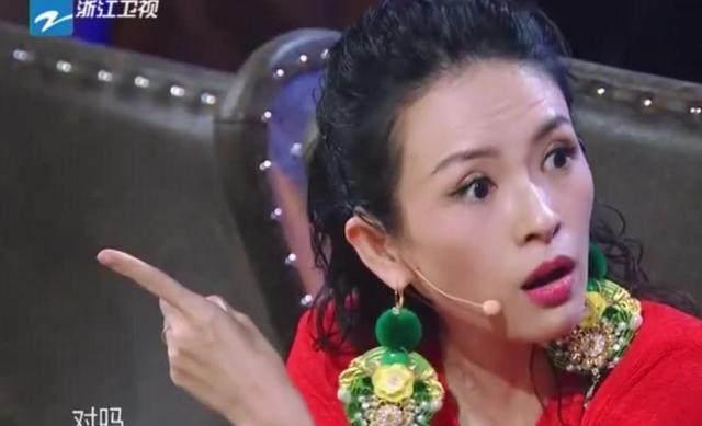 威武:章子怡毒舌郑爽没演技,却不知连李安都要给她三分薄面!