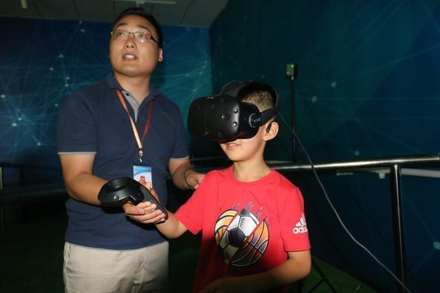尝鲜VR!潍坊建成首个安全生产应急体验基地