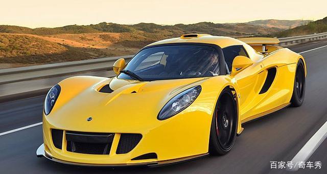 6种世界上最快的车排名-玩意儿