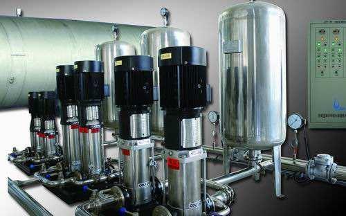 长沙小区二次供水泵房将超1000个 能恒压供水,水质更安全