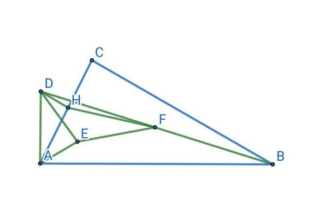 「怎么判断一个直角等边三角形」等边三角形的判定