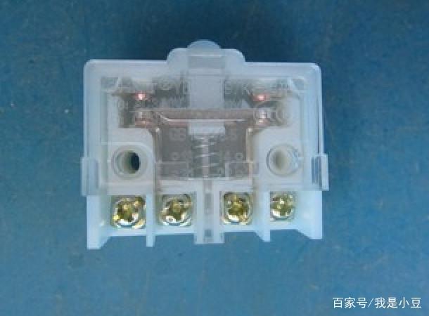 電液/動推桿之行程開關工作原理及實物接線