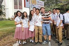标题:菲律宾教育部长:私立学校面对面试点计划将于11月22日开始