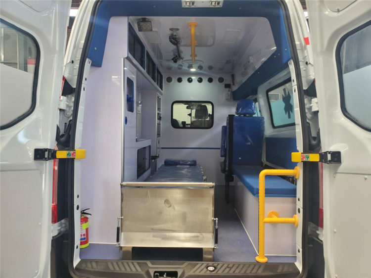 福特V362监护型救护车多少钱 福特系列救护车配置及分类
