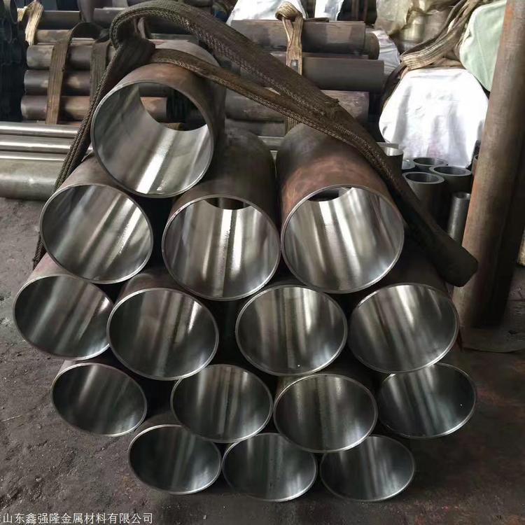 山东钢材厂家  45号绗磨管油