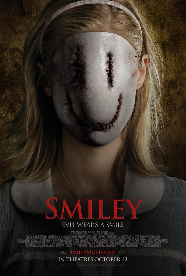 关于《笑脸杀手》的影评,我被这句话吸引了