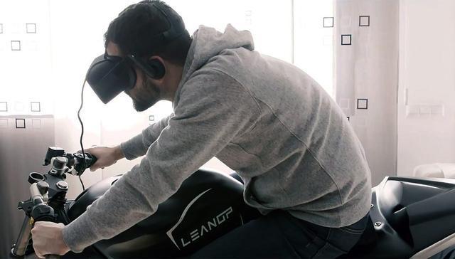 自行车VR模拟器LeanGP达成Kickstarter众筹目标
