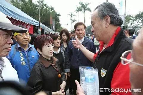 """台湾深蓝团体向民进党""""亮剑"""",将全力推翻蔡当局"""