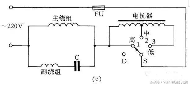 全面的十二款减速电机接线图