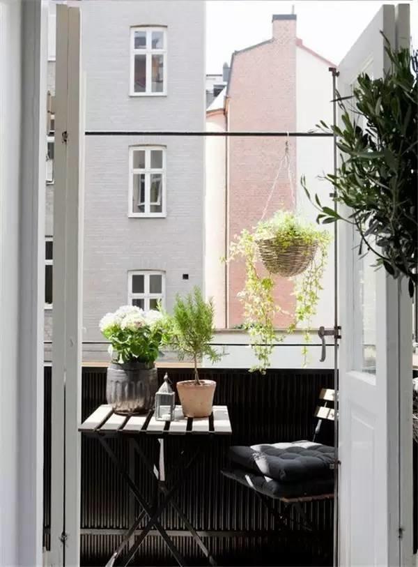 阳台这么装,家里多出一间房!(图25)