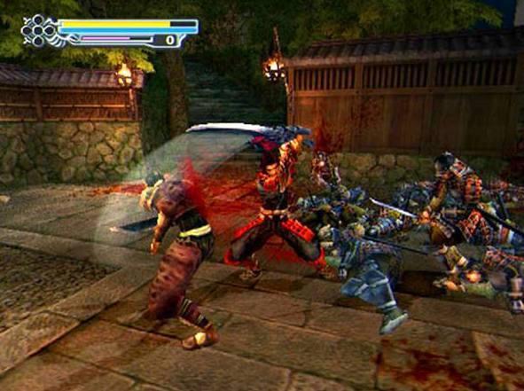 「鬼武者3手机版」鬼武者3攻略
