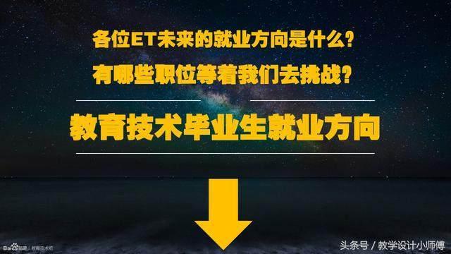 「华东师范大学教育技术学考研」教育技术学就业前景