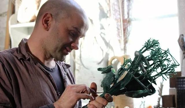翱翔的心灵之路:英国自学雕塑家Philip Wakeham观点雕塑作品欣赏