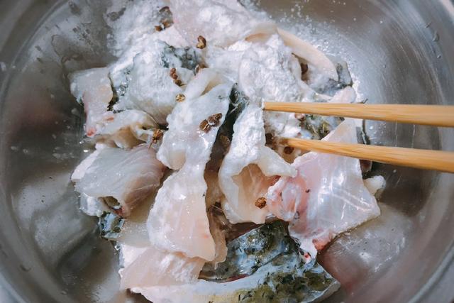 酸菜鱼的酸菜一点都不酸