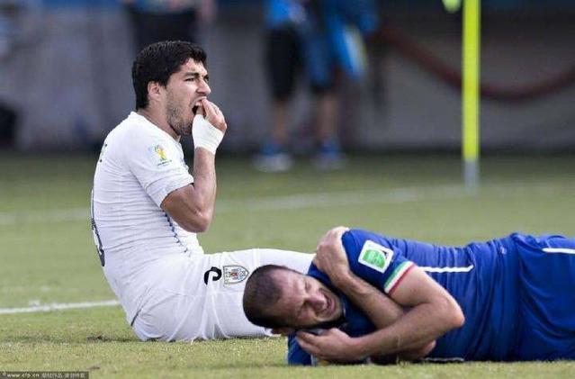 乌拉圭足球明星