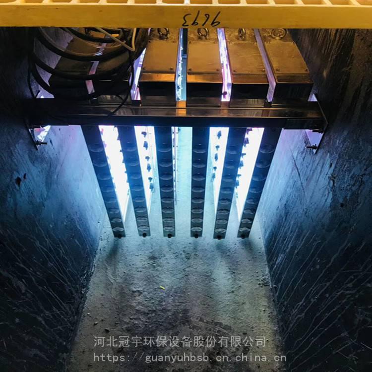 浙江省框架式紫外线消毒设备/直销明渠式紫外线消毒模块厂家(图3)